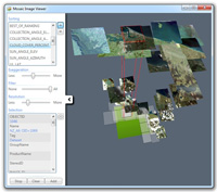 Mosaic Image Finder for ArcMap