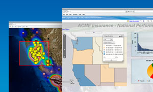 Esri Maps IBM for Cognos