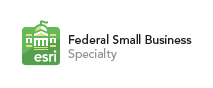 Esri Federal Small Business Speciality