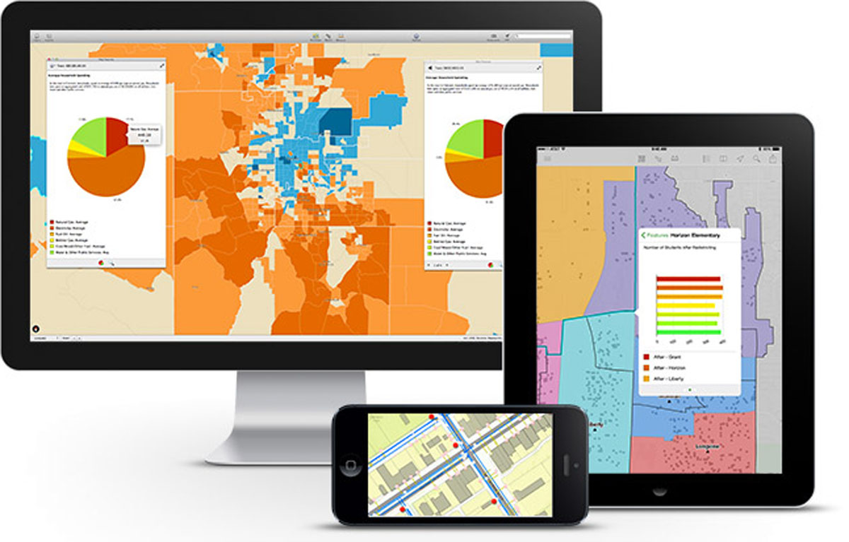 Explorer for ArcGIS is now available for Apple users who want to discover, use, and share maps from their Mac desktops.