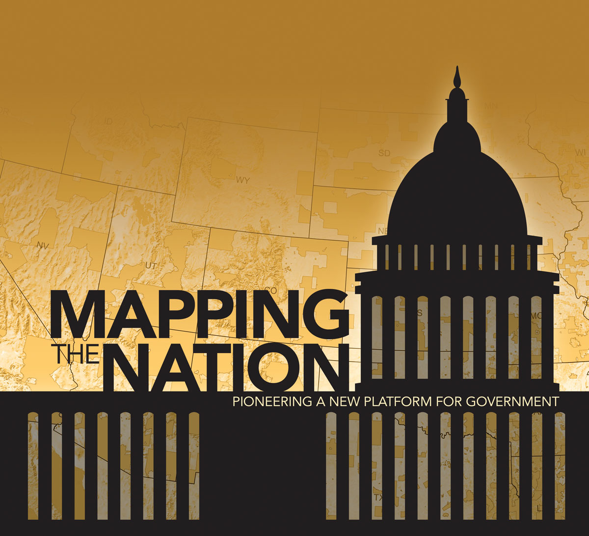 This new map book includes 133 full-color maps produced by more than 30 federal government agencies.