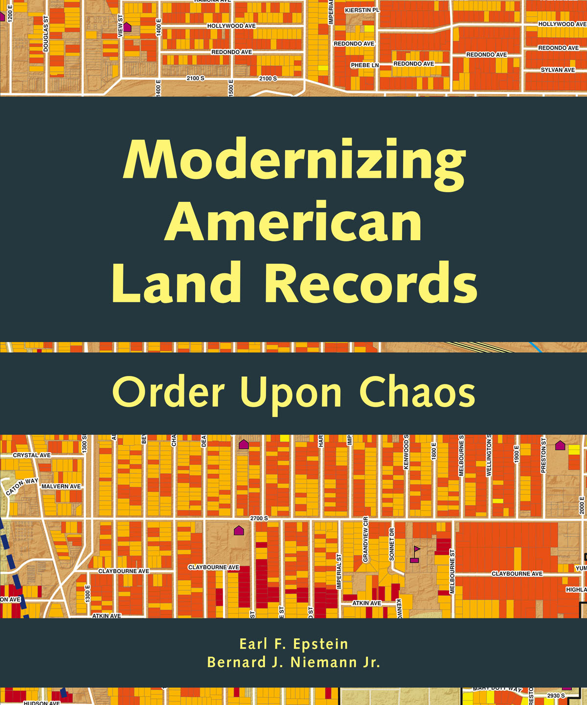 The latest book from Esri Press provides a comprehensive view of the American Land Records System.