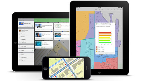 Extend the Reach of GIS Capabilities Using Client Apps