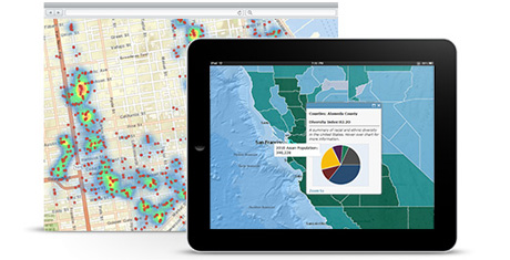 Power Your Enterprise GIS with Web Services