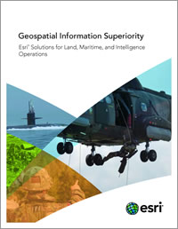 Geospatial Information Superiority brochure