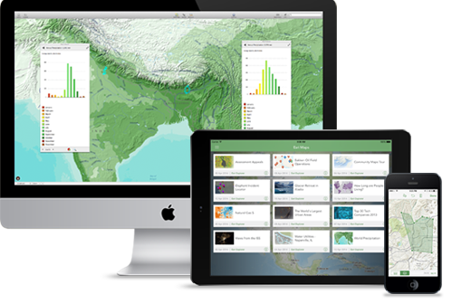 Explorer for ArcGIS