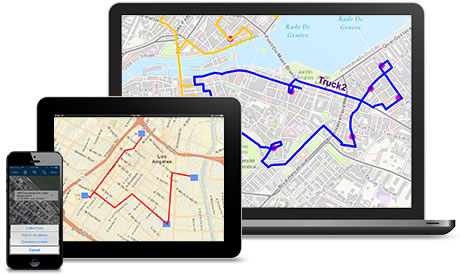 Mobile & Route Monitoring