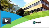 Watch this video about Esri