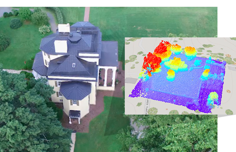 Remote sensing image processing turn raw material into high drone2map for arcgis sciox Gallery