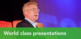 World class presentations