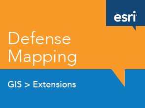 Esri Defense Mapping