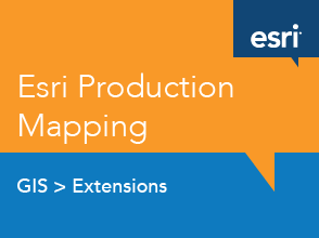 Esri Production Mapping