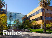 Esri on Forbes Lists