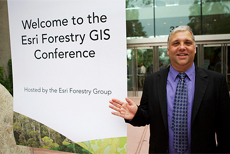 Esri Forestry GIS Conference Images