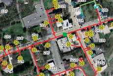 Gas Utility Upgrades to GIS for Outages