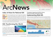 ArcNews Fall 2013
