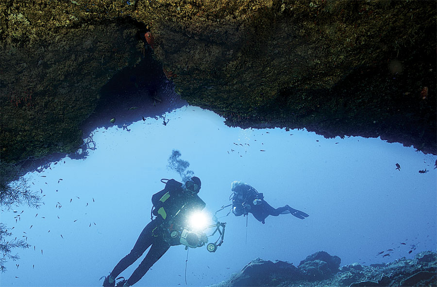Taking GIS to Great Depths with Full Motion Video | ArcNews