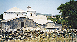 The small churches and chapels across the island have been a consistently significant part of the way of life of Kytheran families.