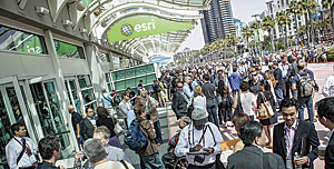 Esri User Conference 2012, San Diego Convention Center
