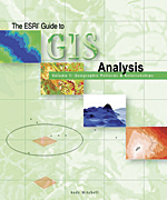 Learn more about The Esri Guide to GIS Analysis, Volume 1
