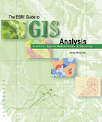 Learn more about The Esri Guide to GIS Analysis, Volume 2