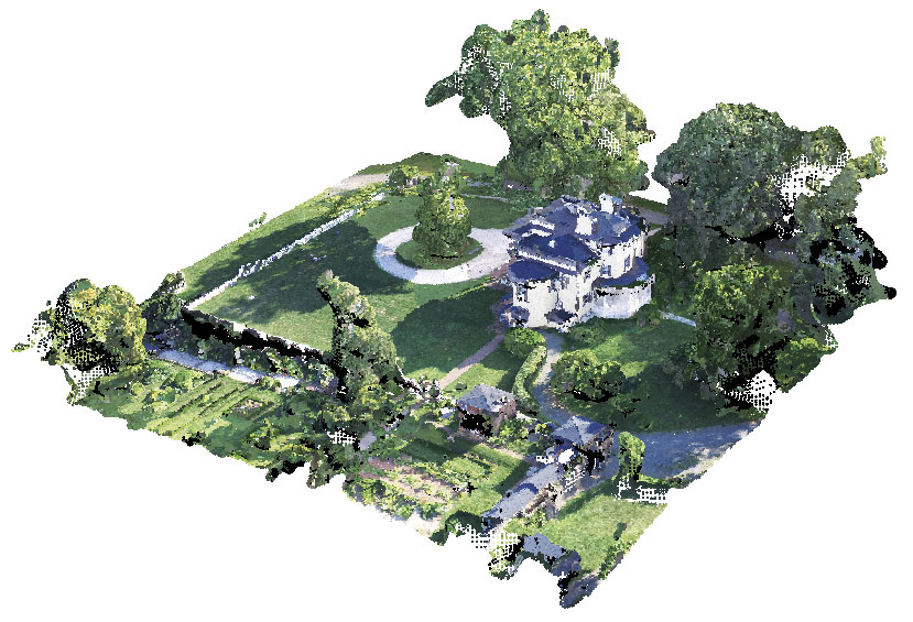The new arcgis its all about the portal arcnews with drone2map for arcgis customers can use drones to quickly create orthomosaics 3d meshes point clouds and other professional imagery products sciox Gallery