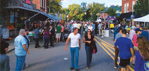 The Taste of Clarkston draws more than 4,000 people from the surrounding area to sample food from more than 50 restaurants.