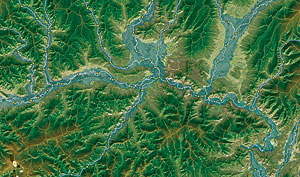 RESonate allows users to analyze multiple data layers at once for river networks that cover thousands of square miles.