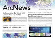 ArcNews Summer 2013