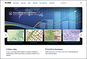 Portal for ArcGIS allows users to configure and deploy ArcGIS Online capabilities on premises—enabling organizations to easily integrate GIS everywhere.