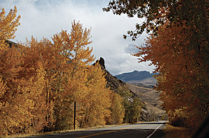 Idaho is a land of diversity that is linked by its road system. (Photo courtesy of ITD)
