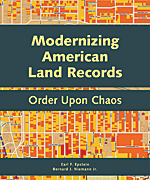Learn more bout Modernizing American Land Records