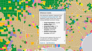 The Living Atlas of the World makes available one of the largest, highest-quality collections of ready-to-use geographic information.