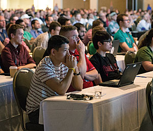The 2017 Esri Developer Summit attracted 1,800 developers and Esri partners.