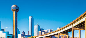 With ArcGIS Open Data, the public can see planned department of transportation projects, traffic volumes, and congested roadways in Dallas and throughout the state.