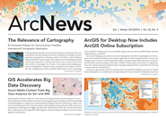 ArcNews Winter 2013/2014