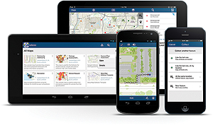 At version 10.2, Collector for ArcGIS includes an updated user interface and support for iPad and Android tablets.