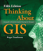 learn more about Thinking About GIS, Fifth Edition
