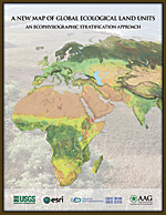 In December 2014, the American Association of Geographers published the peer-reviewed paper, A New Map of Global Ecological Land Units: An Ecophysiographic Stratification Approach, which describes the methodology employed in the creation of Global Ecological Land Units.