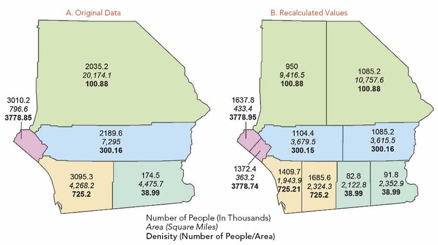 Understanding Statistical Data For Mapping Purposes