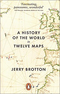 Buy it now; A History of the World in Twelve Maps