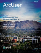 ArcUser Winter 2014 cover