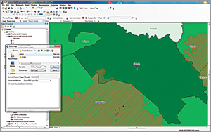 ArcGIS for Desktop project export to PDF with layers