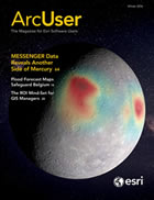 ArcUser Winter 2016 cover