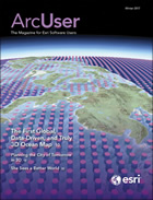 ArcUser Winter 2017 cover