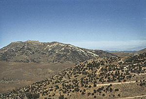 Battle Mountain, Nevada.