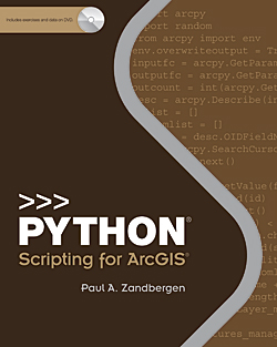 Learn more about Python Scripting for ArcGIS