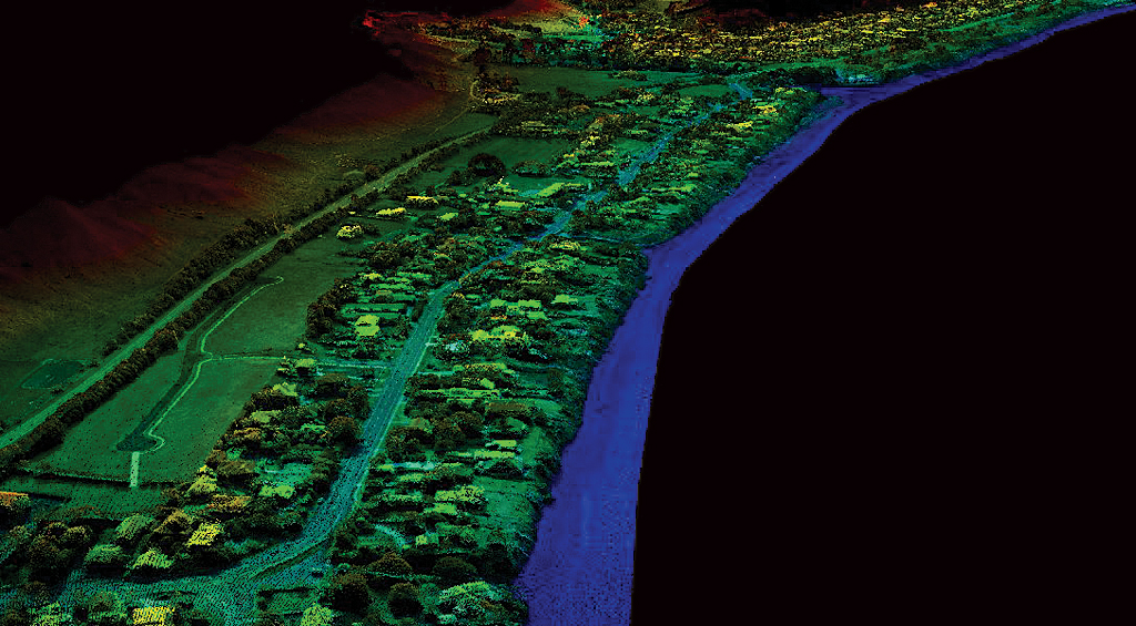 Uav and gisan emerging dynamic duo similar to lidar point clouds provide 3d information that can be combined with the air photos for analysis and visualization publicscrutiny Choice Image