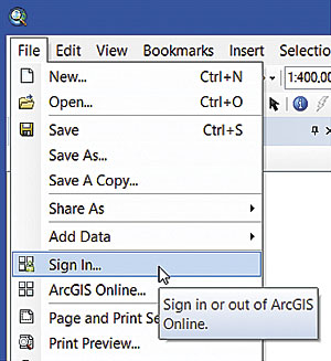 You will need publishing privileges in your ArcGIS organizational account.