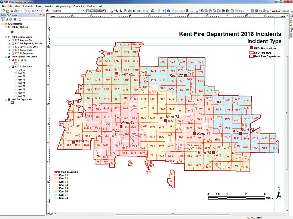 Managing Multiple Layouts in ArcGIS Pro | ArcUser